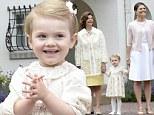Sweden's Princess Estelle