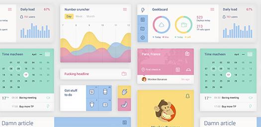Simple-Flat-and-Free-Web-Mobile-UI-Kit
