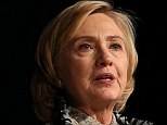 Prickly: Hillary Clinton's image-control is in top gear, with her speaking agents making a laundry list of diva demands