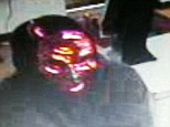 The devil not in disguise? The man robbed the Dairy Queen in New Jersey with a handgun on Friday