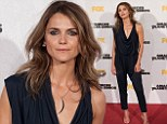 Keri Russell at premiere