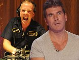 A taste of his own medicine: Acid-tongued X Factor judge Simon Cowell gets a harsh rejection from Fatboy Slim over new DJ talent show