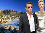 Summer wedding? Charlize Theron and Sean Penn 'to marry in South Africa where they are shooting a movie... before adopting baby together'