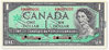 Canadian 1 dollar banknote of 1967