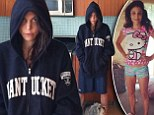 Bethenny Frankel responds to critics by shrouding her petite figure in baggy men's clothing after coming under fire for posing in four-year-old daughter's pyjamas