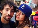 Two And A Half Men star Aly Michalka reveals she's engaged to her 'great love' Stephen Ringer