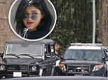 Not AGAIN! Kylie Jenner, 16, 'gets slapped with two traffic tickets by police'... six months after first violation