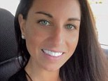 Tragic: The body of Maggie Daniels, pictured, a popular school counselor at Discovery High School in Newton, was found around 10:30 a.m. Saturday in her Windsor Apartments home on West 17th Street
