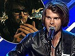 High life: X Factor Australia contestant Dean Ray has gone from low lows to high highs on the reality talent TV series