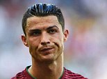 Poor show: Cristiano Ronaldo failed to light up the World Cup in Brazil as Portugal struggled