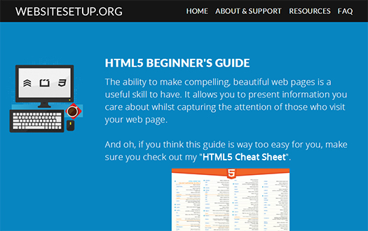 HTML5-Beginners-Guide
