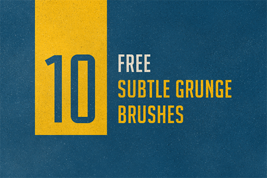 10-Free-Subtle-Grunge-Brushes-for-Photoshop