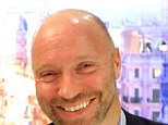 Victim: Glenn Thomas, 49, pictured, was a media relations worker for the World Health Organisation