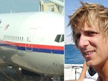 Cor Pan, believed to be a passenger on MH17