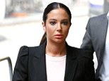An aide to former X Factor judge Tulisa Contostavlos, pictured, told an undercover reporter that Simon Cowell was gay, her trial heard yesterday