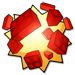 Anyone who has earned this badge is a very dangerous player indeed. Those Robloxians who excel at combat can one day hope to achieve this honor, the Bloxxer Badge. It is given to the warrior who has bloxxed at least 250 enemies and who has tasted victory more times than he or she has suffered defeat. Salute!