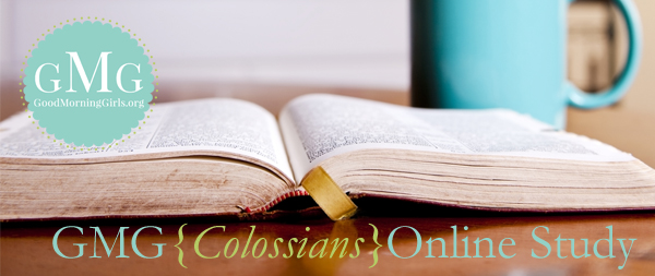 Colossians Online Study