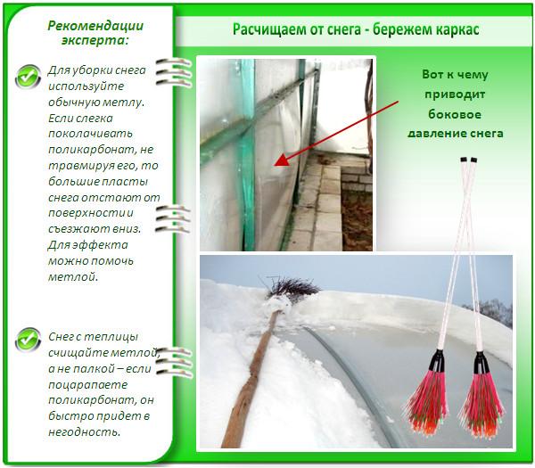 banya36330 - 7-мь мероприятий которые нужно сделать еще зимой в теплице