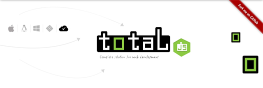 Total.js – Free Server Framework for Node.js