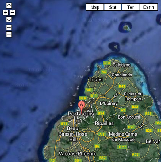 Embed Google Maps in Your Site - ClassyMap