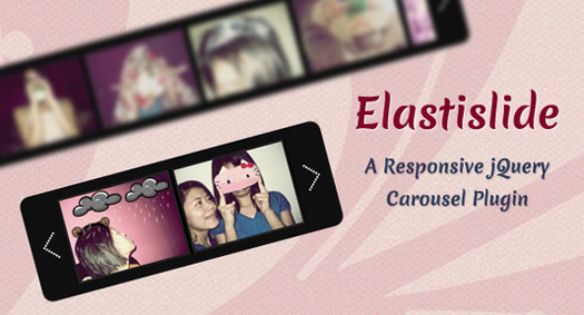 Responsive Image Carousel jQuery Plugin - Elastislide