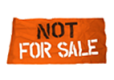 Not for Sale Campaign logo