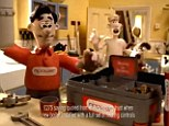 Appeal: The npower ads feature Wallace and Gromit, but customers have been left feeling anything but cuddly