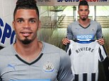 Emmanuel Riviere signs for Newcastle United in £6m deal from Monaco