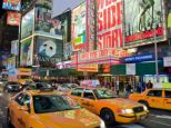 New York was named as the unhappiest city in America - but researchers say people still flock there for the money and career prospects