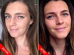 Want to borrow Cara Delevingne's iconic brows for a year or two? FEMAIL bravely tests the rising trend for semi-permanent eyebrow tattoos