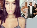 Yolanda Foster's daughter Bella Hadid, 17, 'arrested for DUI after nearly crashing into Sheriff's patrol car'