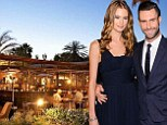 Inside Adam Levine's rock 'n' roll wedding: Singer ties the knot with Behati Prinsloo in Mexico as he duets with Stevie Nicks and treats guests to 'alcohol popsicles'