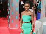 Lupita's been named People magazine's Most Beautiful Person of the Year