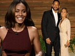 Marriage advice: Jada Pinkett Smith shared the secret of her nearly 20-year marriage to Will Smith on Saturday during an interview with Extra in Los Angeles