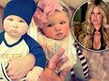 'I can't believe I have 6 kids!!!!!!!' Kim Zolciak shares latest pictures of her growing brood