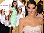 Angie Harmon takes out long-term protective order for her family against homeless woman... but leaves out ex-NFL star husband Jason Sehorn
