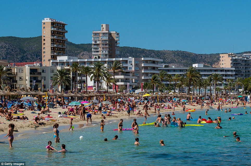 Magaluf is now considered the place to be because Ibiza is 'too expensive' and the once-popular Newquay in Cornwall is 'too cold'