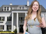 Chelsea Clinton baby shower