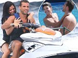 Meet the lucky guy living the high life with Selena Gomez and Cara Delevingne (after schmoozing with Lindsay Lohan and Jessica Szohr)