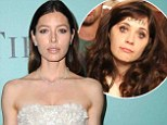 She¿ll make a pretty hot scientist! Jessica Biel to guest star as rival to Zooey Deschanel on sitcom New Girl