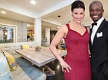 Idina Menzel and Taye Diggs list their marital home in Studio City for $2.995m seven months after separating
