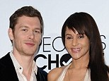 Big news: Vampire Diaries co-stars Joseph Morgan and Persia White married on Saturday in Jamaica