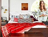 Sleeping like a princess: Jessica Alba opens the doors to her luxury Beverly Hills bedroom after giving it a makeover