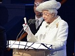 In an address directed at all athletes in the Games, the Queen made special reference to the young people of the Commonwealth, saying they are entrusted with its future