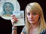 'That's not me': The photo inside blonde Natalie's new passport