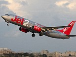 Taking off: Jet2 is one of the airlines relying on extra charges, ranked in the top five airlines for extras in the world