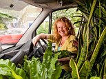 The first ever 'plant-sitting' service was launched today