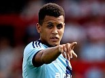Upton spark: The England Under 21 midfielder started well at West Ham before joining QPR on loan