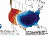 Big chill: A large part of the U.S. will experience fall-like temperatures next week
