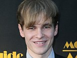 Stalked: Major Crimes Graham Patrick Martin is allegedly being harassed on Twitter